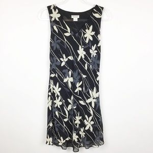 Tessuto Lined Dress